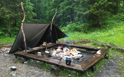 Heute Abend gibt es bei mir Jägertopf mit Rindfleisch und Nudeln von Trek'n Eat
